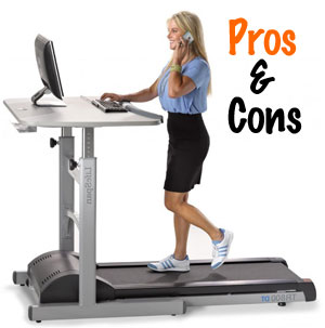 Lifespan Treadmill Desk Pros & Cons