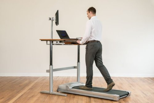 Rebel Treadmill Desk