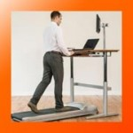 Rebel Desk & Treadmill