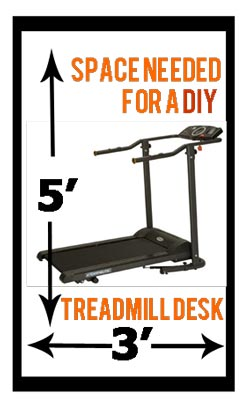 Small Treadmill For A Home Or Office Desk - Small treadmill for home