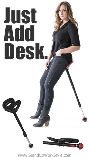 Why Get A Standing Desk Stool And What Style