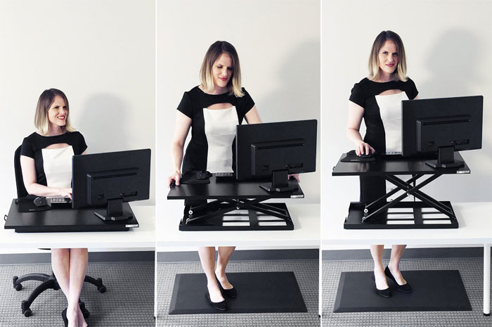 Is A Standing Desk Converter Better Than A Stand Up Desk