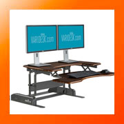 Varidesk Heigh-Adjustable Standing Desk