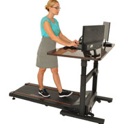 Conquer Walking Treadmill Desk