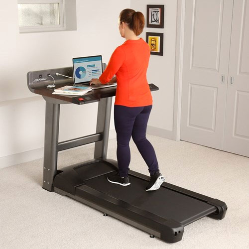 Life Fitness Treadmill Units: Life Fitness Treadmill Desk [ ...Pros, Cons & My Review]